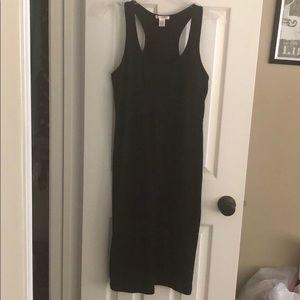 Bozzolo Dresses - Black Bodycon Midi dress M